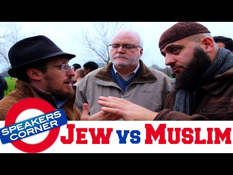 Jew vs Muslim | Speakers Corner