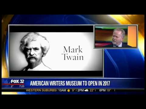 American Writers Museum Coming to Chicago in 2017