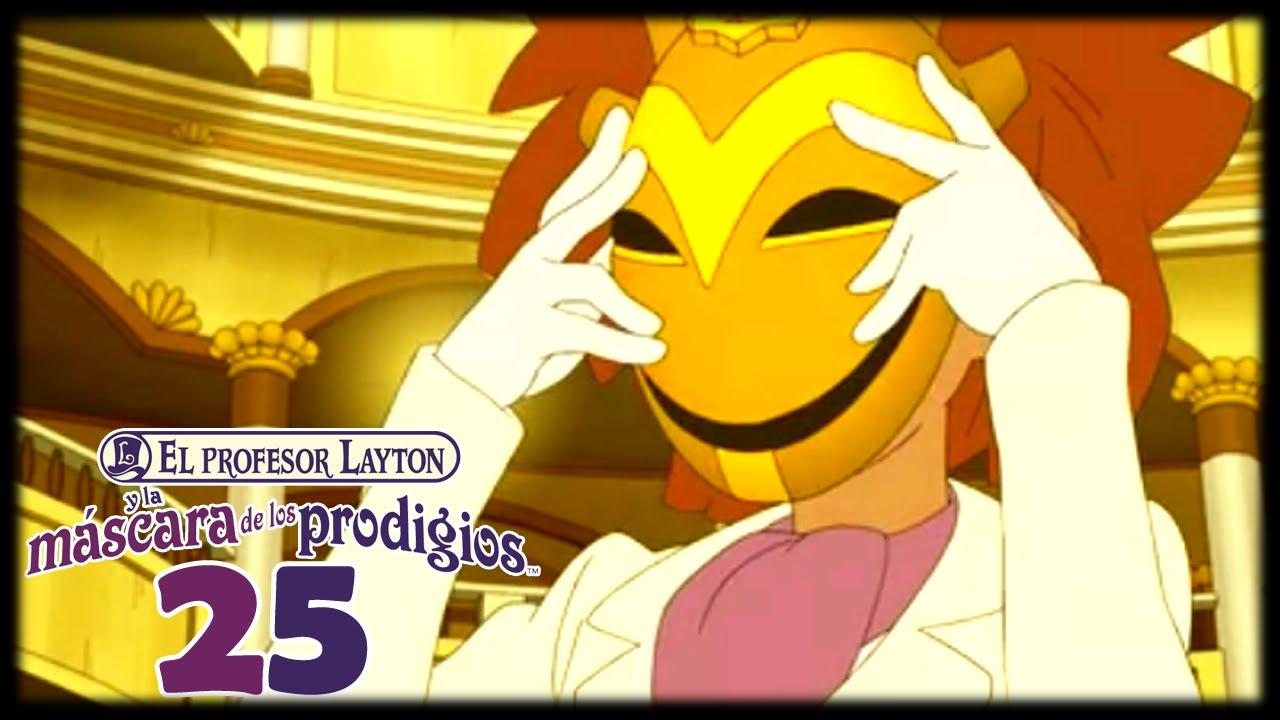 Resultado de imagen de El Profesor Layton y la máscara de los prodigios