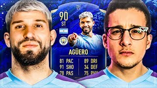 FIFA 20: AGÜERO TOTY NOMINEES SQUAD BUILDER BATTLE🔥🔥