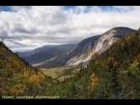 Franconia Notch & Mt Washington Auto Road 9 13 17