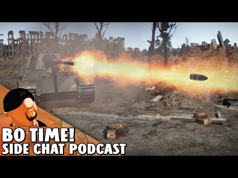 Side Chat Podcast - Battle of Britain Ep. 22