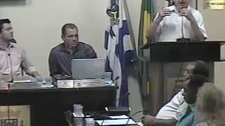 Tribuna da Comunidade Almiro José Grings Fontes de água Banco do Brasil 27 de março 2017