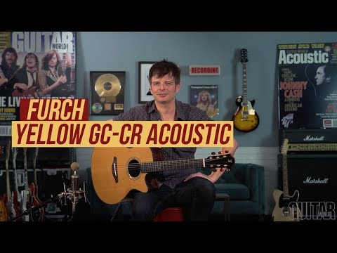 Furch Yellow Gc-CR Acoustic Demo