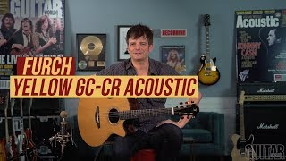 Furch Yellow Gc-CR Acoustic Demo