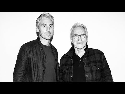 "Larry And George Lamb Discuss Their New Television Series ""Britain By Bike"""