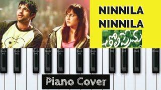 Ninnila Ninnila - Piano Notes | Climax BGM | Instrumental Cover | Tholi Prema | S Thaman | Varun Tej
