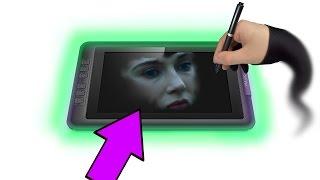 DESSINER avec une Tablette Graphique ? Je teste !