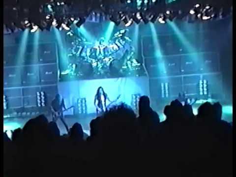 Slayer - Live At Grand Rapids (USA 1991) Concert