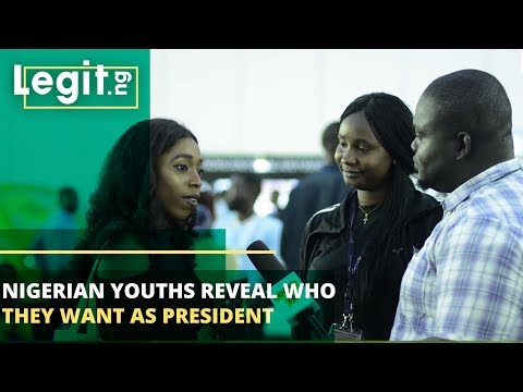 Sowore, Fela Durotoye, Buhari; who will Nigerian youths vote for? | Legit TV