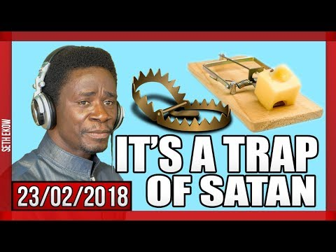 It's A Trap Of Satan by Evangelist Akwasi Awuah