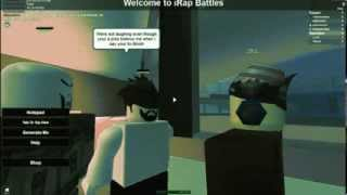Roblox-Rap Battle Night