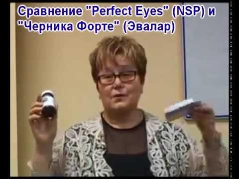 Витамины для улучшения и восстановления зрения