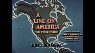 """1958 NAVAJO INDIANS DOCUMENTARY  """"BETWEEN TWO WORLDS""""  NATIVE AMERICANS  85284"""
