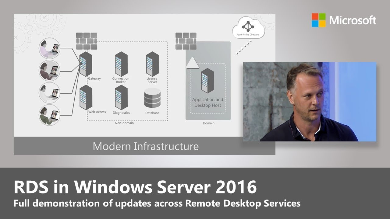 Remote Desktop Services: Updates and recent innovations
