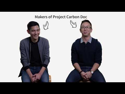 Yuhki and Yixin, makers at Uber