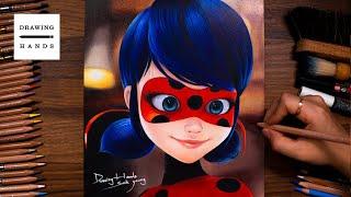 Drawing Miraculous Ladybug - M…