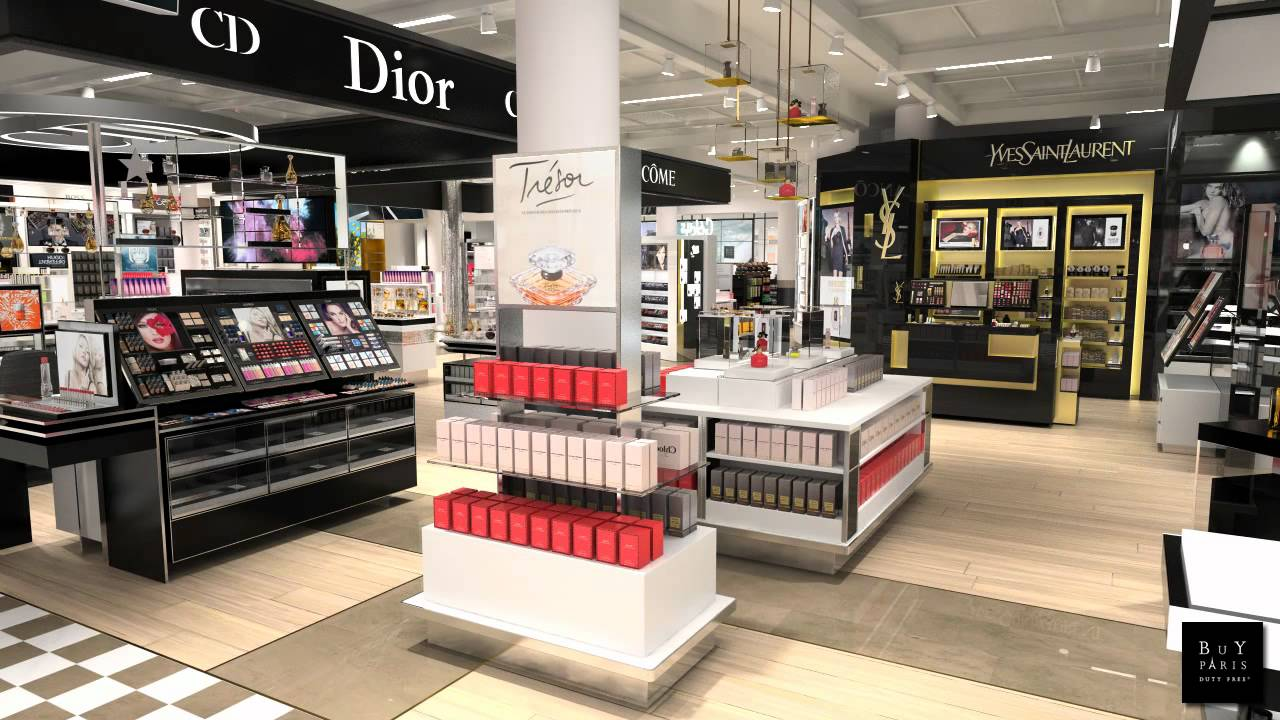 duty free a?roport roissy charles de gaulle