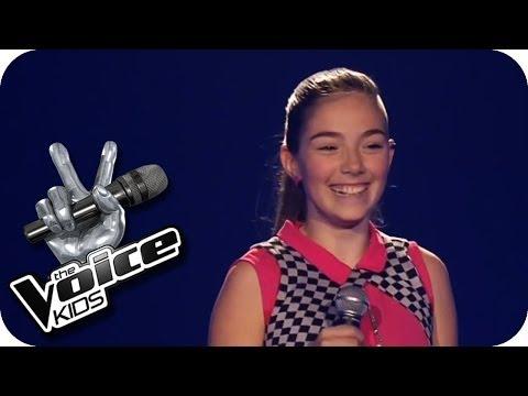 Leslie Clio - I Couldn't Care Less (Stéphanie)   The Voice Kids 2013   Finale   SAT.1