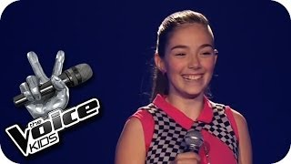 Leslie Clio - I Couldn't Care Less (Stéphanie) | The Voice Kids 2013 | Finale | SAT.1