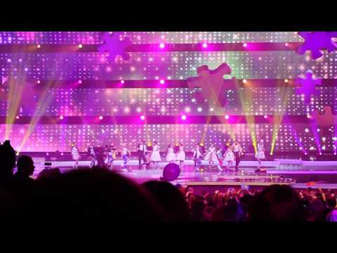 "JESC 2013 interval act: group song - ""Be Creative"""