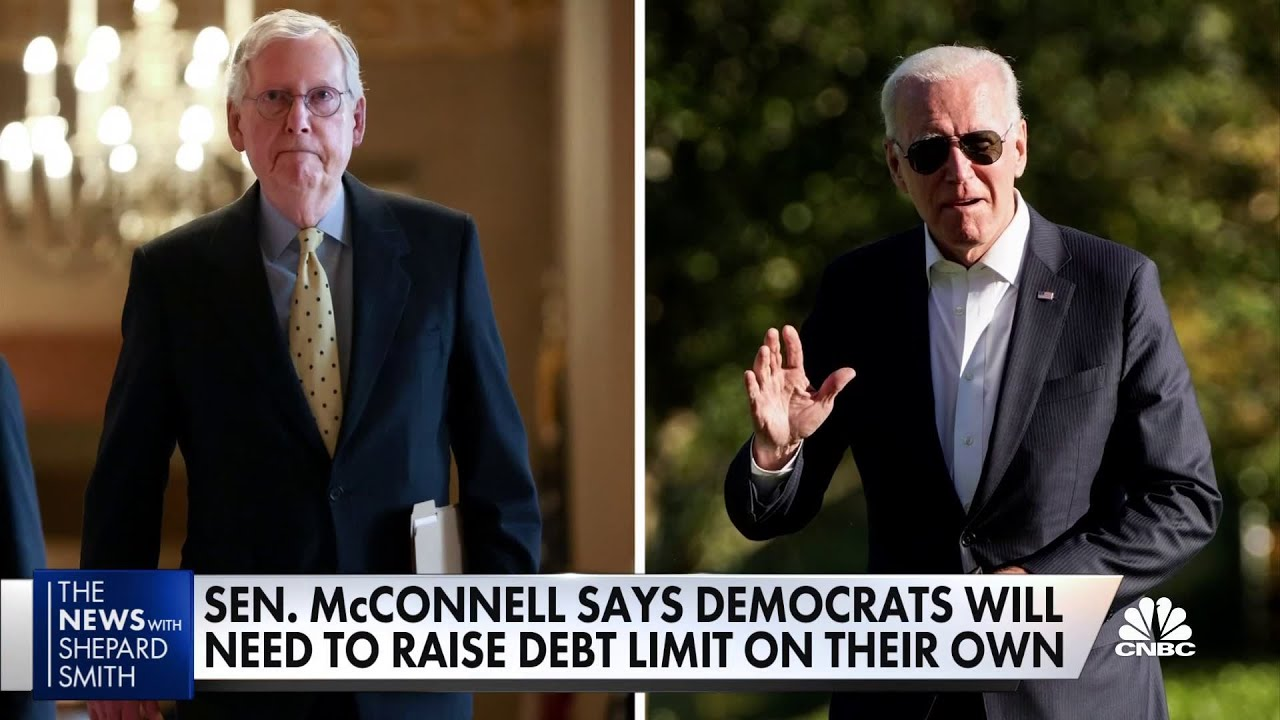 What Does Mitch McConnell Want in the Debt Ceiling Discussions?