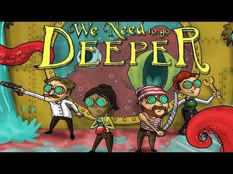 Locurote bajo el mar   We need to go deeper #2   Directo resubido en Español   1080 60Fps
