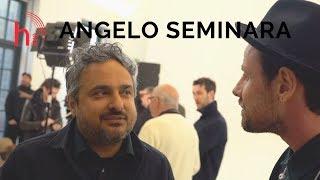 Angelo Seminara At Eugene Souleiman's Online Masterclass