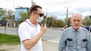 Путин коронавирус России Опрос Абдалкин Михаил