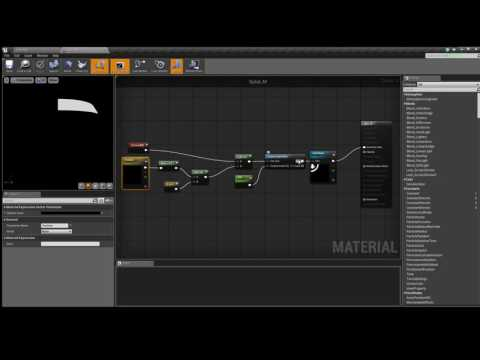 Unreal Engine 4: Real-Time Render Target Painting Tutorial