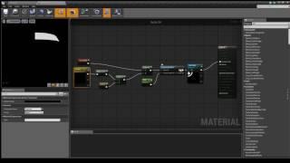 unreal engine 4 real time render target painting tutorial