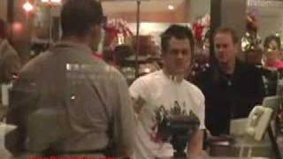 johnny knoxville grocery shopping
