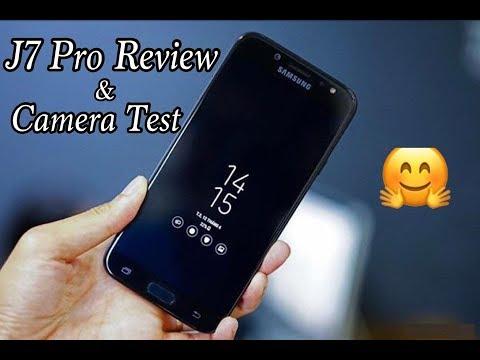 Samsung Galaxy J7 Pro Review  & Camera Test PH