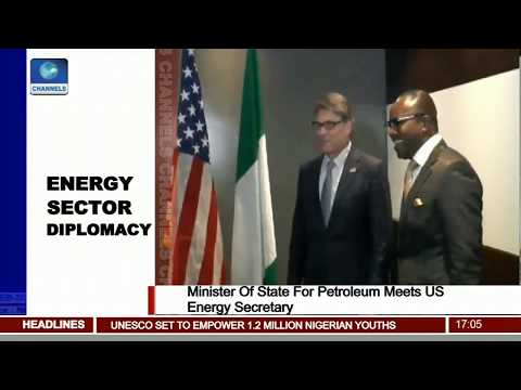 Nigeria Seeks Improved Partnership With US On Energy