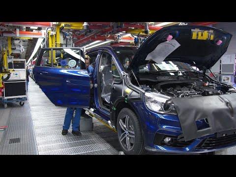 BMW 2 Series Gran Tourer Production