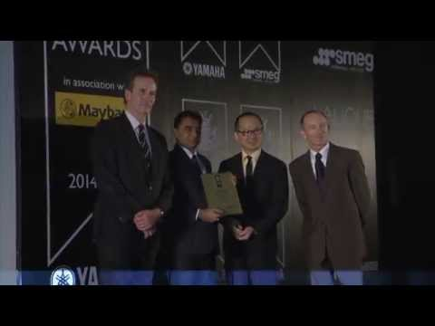 2 Asia Pacific Property Awards Winner MANA PROJECTS | Awards Winning Constructors in Bangalore