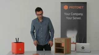 Protonet Unboxing