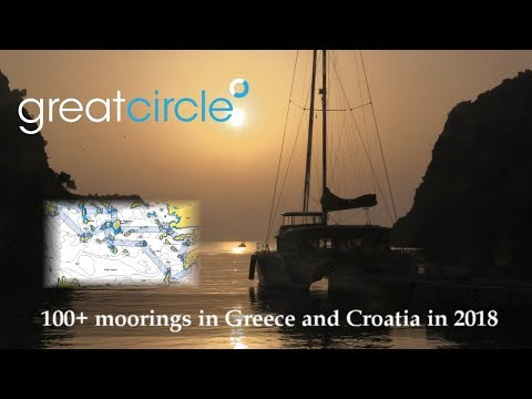 Sailing in Greece – Sailing Greatcircle Overview 2018 – Part 1