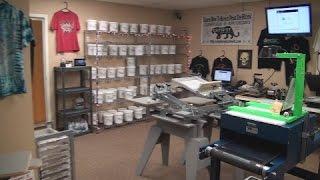 Screen Printing Equipment And Supply Store: Phoenix, Arizona