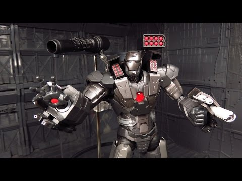 Sentinel RE:EDIT War Machine Review