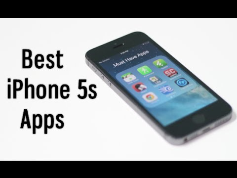 10 Best Must Have Apps for iPhone 5s