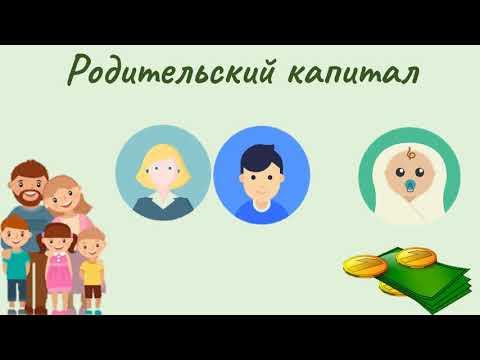Меры социальной поддержки семьи 2019