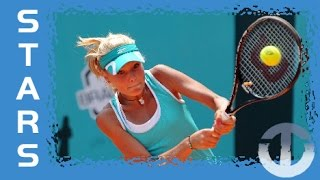 13-Year-Old Tennis Sensation Sofya Zhuk!!!