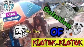 #12 Solusi Masalah Klotok-klotok All New Cb150r #motovlogindonesia