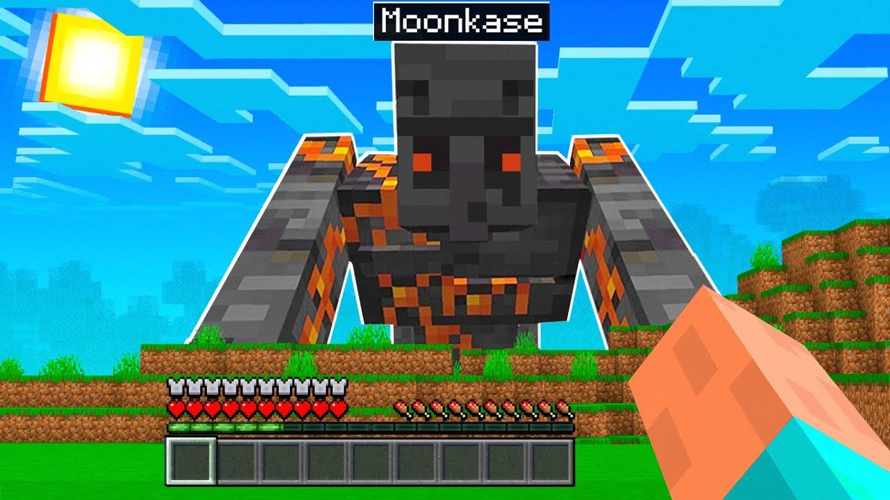 minecraft mas eu posso me transformar em criaturas de MODS!