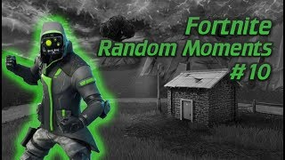 Fortnite Random Montage #10 Trickshots, Glitches and Funny Moments