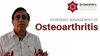 Dr.Vasishth's Ayurvedic Management of Osteoarthritis