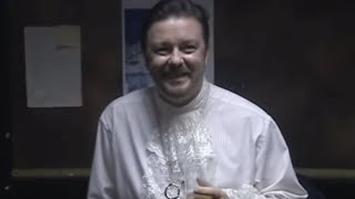 David Brent's Blind Date Fail - The Office Christmas Special - BBC Comedy Greats