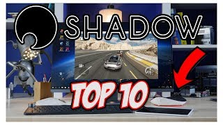 Top 10 Questions About The Shadow Cloud Gaming PC