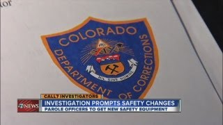 Parole officers getting new equipment after CALL7 Investigation